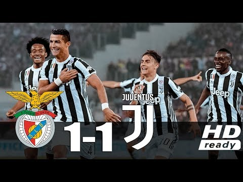 Benfica vs Juventus 1-1 (pen.2-4) – All Goals & Extended Highlights (ICC) 28/07/2018