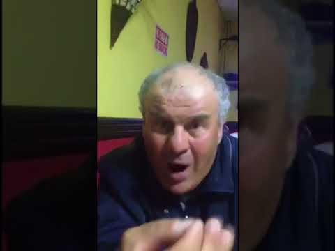 Ninotto commento napoli juventus 1-1 video divertente napoletano pizzeria nennella