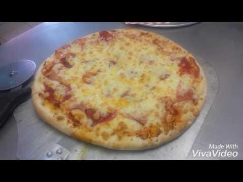 Pizza de Especialidad: Juventus