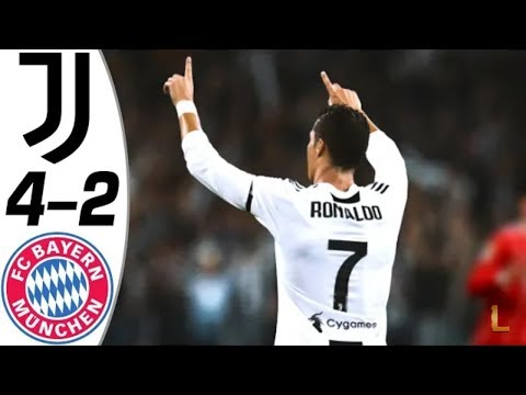 Juventus vs Bayern Munich 4-2 – All Goals & Extended Highlights RÉSUMÉN & GOLES ( Last Matches ) HD