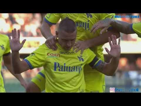 Chievo Verona (2) vs (3) Juventus