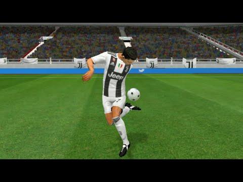 Cristiano Ronaldo ● Rainbow Flick Goal ● Juventus ● Dream League Soccer 2018 – HD