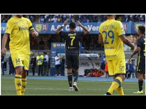 Juventus vs. Chievo Verona: result, summary, goals and plays for Serie A of Italy…