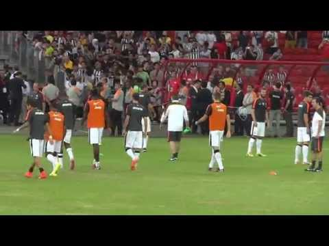 2014 Juventus FC Asian Tour: Singapore Selection 0-5 Juventus – players' warm-up