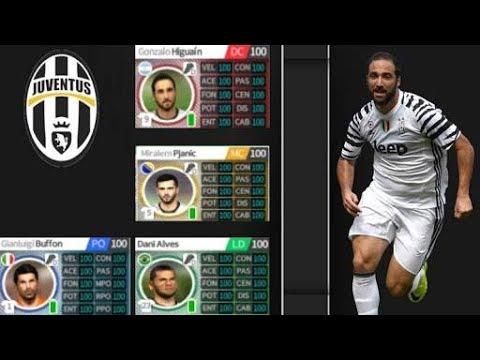 Dream League Soccer 2017 Juventus Yaması