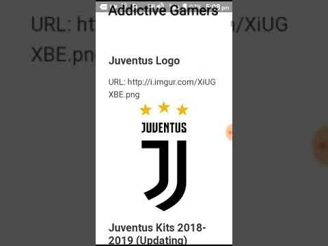 How to get Juventus full kit in DLS