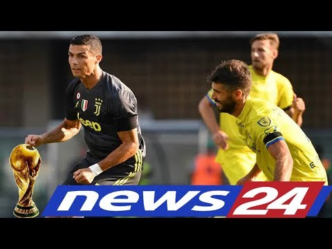 Chievo vs Juventus LIVE: Updates from Cristiano Ronaldo debut, Khedira scores early on
