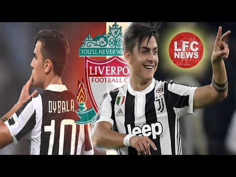 Liverpool 'willing to pay £80m' for transfer target Juventus star Paulo Dybala ● News Now ● #LFC