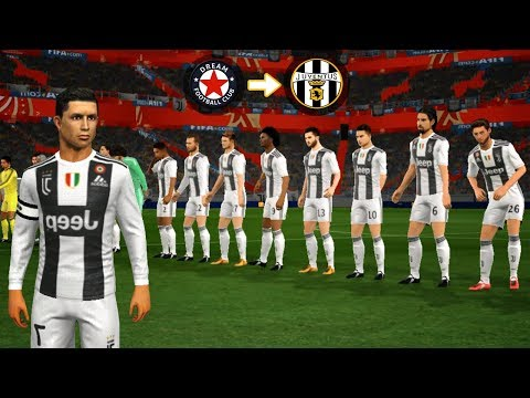 Dream League Soccer Kits 2018 Juventus – Idea di immagine del club fc