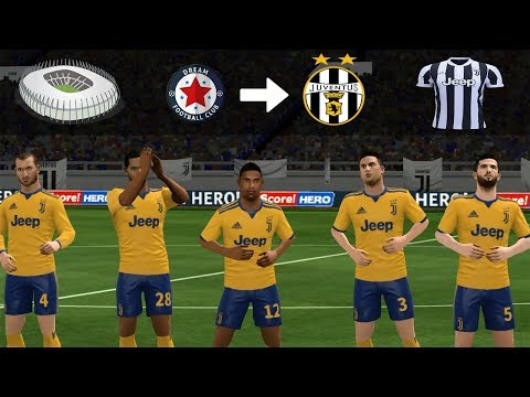 a30cf828e Create Juventus Kits Stadium   Players – Dream League Soccer 2018 ...