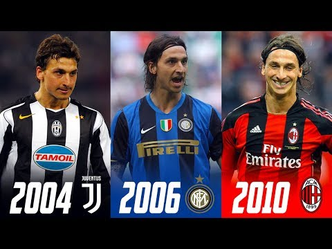 Top 10 Players Who Have Played For Juventus Milan & Inter