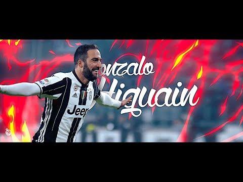 Gonzalo Higuain 16/17 – All Goals for Juventus