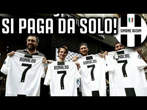 Ronaldo mania: quanto incassa la Juve? ||| Avsim Zoom