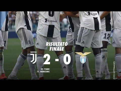 Juventus vs Lazio highlights pekan ke 2 serie A 2018/2019