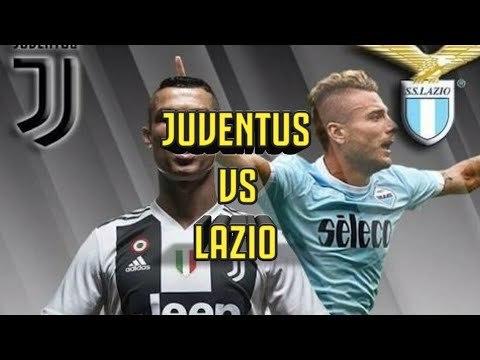 JUVENTUS VS LAZIO FIRST HALF HIGHLIGHTS 1-0