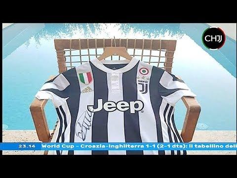 Il mistero della prima maglia della JUVE firmata da CR7! | Juve Store, venduta una maglia al minuto!