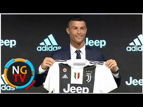 Juventus sells $60 Million worth of Cristiano Ronaldo's Jerseys in the first 24 hours