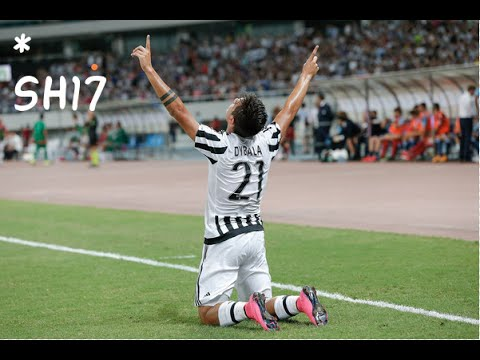 Paulo Dybala Highlights | Young Star | Juventus 15/16 (HD)