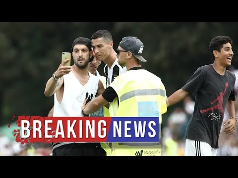 Cristiano Ronaldo debut for Juventus ABANDONED after 70 minutes