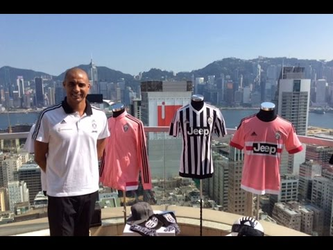Trezeguet presenta i nuovi store online –  Juventus legend opens new stores in Asia