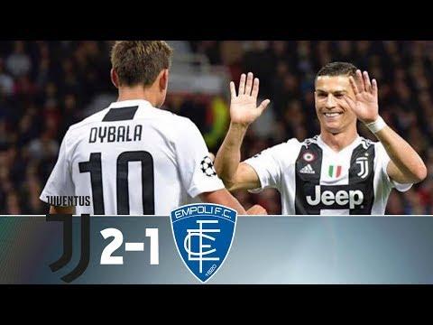 E M P O L I 1 x 2 J U V E N T U S (HD) Melhores Momentos e Gols – Italiano (27/10/2018)