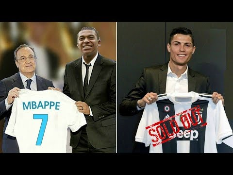 6 Players Who Can Replace  Ronaldo  In Real Madrid [Ronaldo To Juventus]
