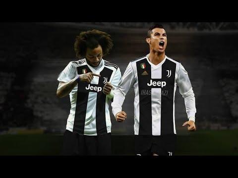 Marcelo Vieira Welcome To Juventus (Official) Confirmed Summer Transfers 2018 ft. Ronaldo |HD