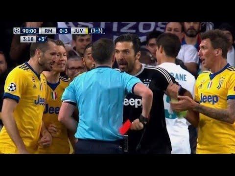 Real Madrid vs Juventus 1-3 (4-3) Tutti i Goal e le Highlights HD 11/04/18