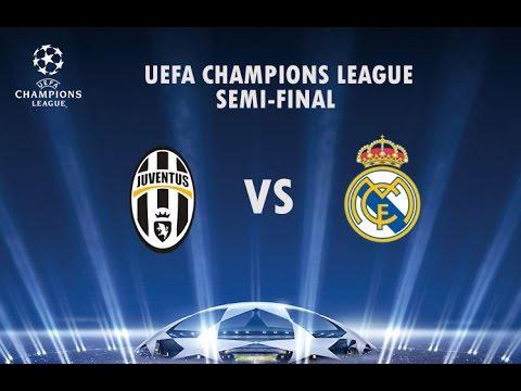 JUVENTUS – REAL MADRID 2015 UEFA CHAMPIONS LEAGUE
