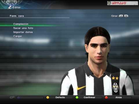 PES 2011 – Milos Krasic / Alessandro Matri / Lucas Piazon – [Juventus Faces] + Download!