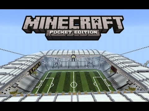 [mTenGamer] Minecraft PE|Juventus Stadium|DOWNLOAD|