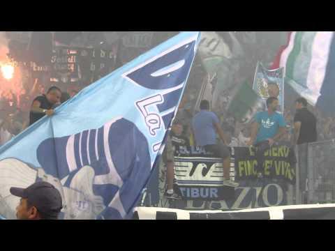 Lazio – Juventus supercoppa Italia Inizio partita CURVA NORD 12