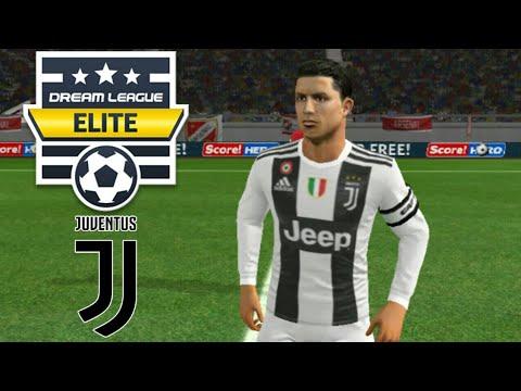 kit de juventus para dream league soccer 2019