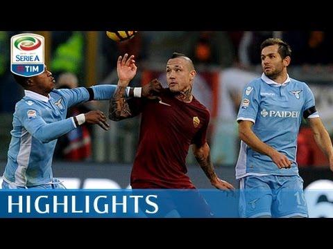 Lazio – Roma – 0-2 – Highlights – Giornata 15 – Serie A TIM 2016/17
