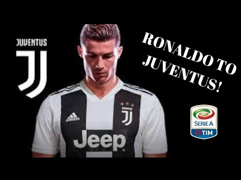 RONALDO OFFICIALLY TO JUVENTUS – ALL THE NUMBERS!