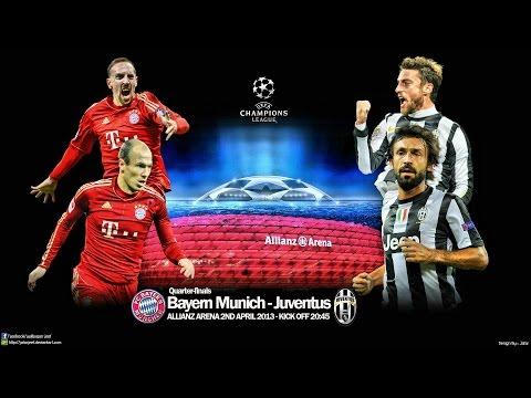 FC Bayern München vs Juventus FC ● Promo UEFA CL 2013 ●  HD