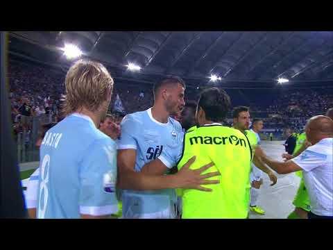 Il gol di Murgia – Juventus – Lazio – 2-3 – Supercoppa TIM 2017