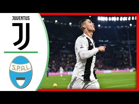 JUVENTUS Vs ЅРАL 2−0 – Highlights & Goals – 2018