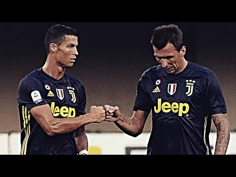 Cristiano Ronaldo & Mandzukic – Juventus Duo 2018/2019
