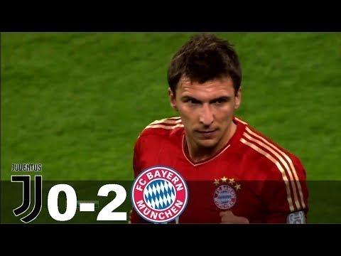 Juventus vs Bayern Munich (0 – 2) UCL 2012 /2013   Goals and highlights