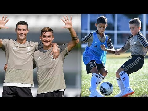 The life of Ronaldo at Juventus Turin!! (New Friends,Lifestyle,Family,House)