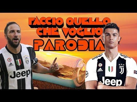 Cristiano Ronaldo alla Juventus – Parodia – Rovazzi Faccio quello che voglio – [Higuain al Milan]
