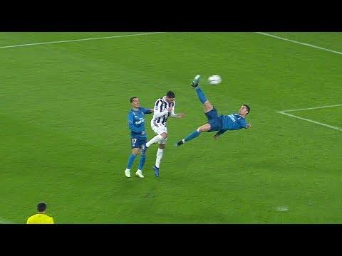 Cristiano Ronaldo vs Juventus Away HD 1080i (03/04/2018) by 1900FCBFreak