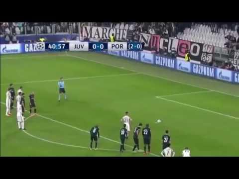Juventus 1-0 Porto