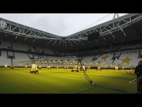 Juventus Stadium and Museum video tour