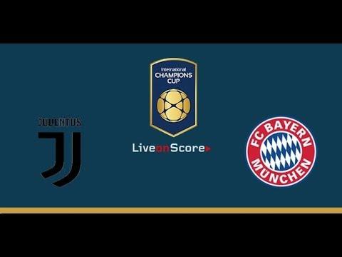 Juventus vs. Bayern Munich – International Champions Cup – Formazioni Probabili – Probable line-ups
