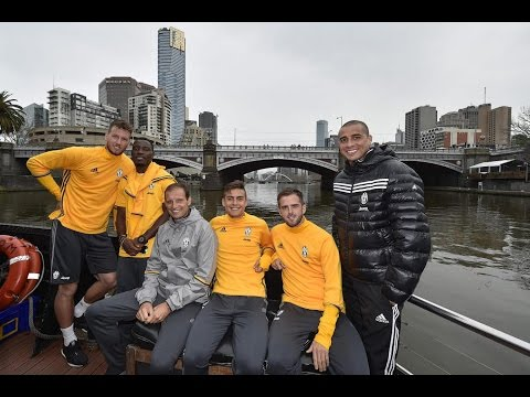 Juve On Tour: A packed Day 1 – Il primo giorno a Melbourne!