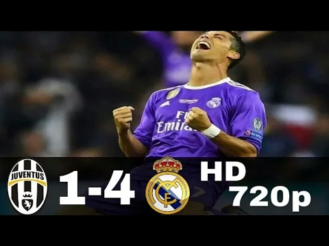 يوفنتوس ~ ريال مدريد 1-4 نهائي الدوري الأبطال 2017 تعليق عصام الشوالي {HD 720p}