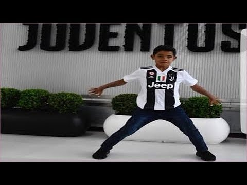 Cristiano Ronaldo junior New lifestyle in Juventus, Turin, Italy (Stars, Girlfriend, Secret!)