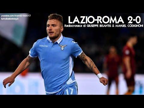 LAZIO-ROMA 2-0 – Radiocronaca di Giuseppe Bisantis & Manuel Codignoni (COPPA ITALIA) da Rai Radio 1